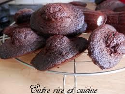 entre rire et cuisine madeleines au chocolat 5 épices entre rire et cuisine