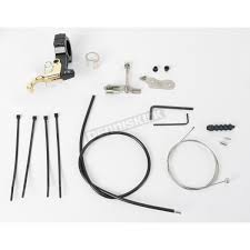 full throttle inc goldfinger left hand throttle kit for arctic
