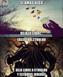 Cthulhu Meme - cthulhu 3 meme subido por monoloco6312 memedroid