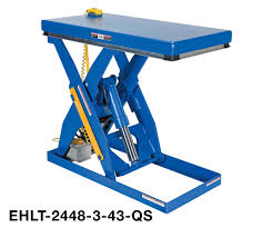 used electric lift table lift tables