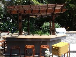 Detached Covered Patio Backyard Detached Covered Patio Home Design Ideas