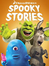 spirit halloween ri amazon com dreamworks spooky stories mike myers cameron diaz