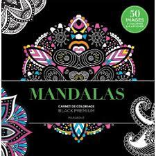 Black Premium Mandalas  broché  Collectif  Achat Livre  fnac