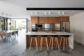 meubles cuisine bois massif design interieur credence adhesive revetement sol gris meubles