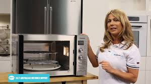 Panasonic Kitchen Appliances India Panasonic Nncd997s 42l Genius Convection Microwave Oven 1000w