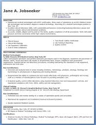 Philippine Resume Format Medical Technologist Resume Doc 700990 Medical Technologist