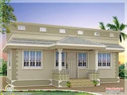 Home Design Single Story Plan by Kerala Home Design Single Floor Bedroom Small House Plans Style