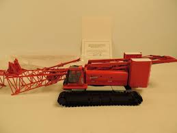 central illinois huge crane u0026 construction toy auction
