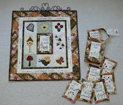 wedding quilt sayings val laird designs journey of a stitcher wall quilts and hangings