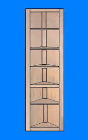 Build Corner Bookcase Free Corner Shelf Plans How To Build A Corner Shelf