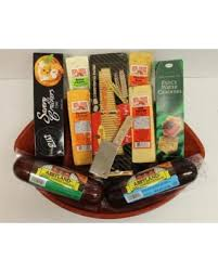 sausage gift basket sweet deal on football party favorites gourmet sausage