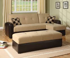 Sectional Sleeper Sofa For Small Spaces Fabulous Small Sleeper Sofa Sectional For In Sofas With Sleepers