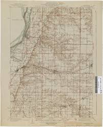 Show Me A Map Of Illinois by