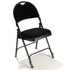 chaises pliables vente chaise pliante assemblable 2600 en tissu velours m1 doublet