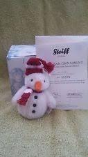 steiff teddy bears ornaments ebay