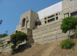 ennis house frank lloyd wright great buildings architecture