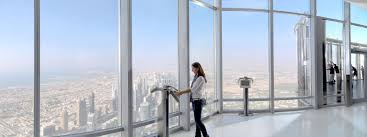 burj khalifa inside at the top burj khalifa observation decks dubai parks com