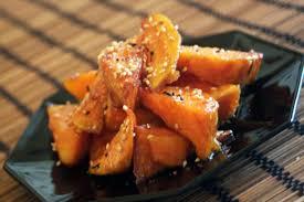 cuisiner les patates douces goûter coréen les patates douces frites au miel kimshii