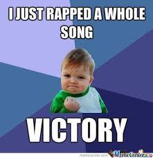 Victory Meme - victory baby by xora101 meme center