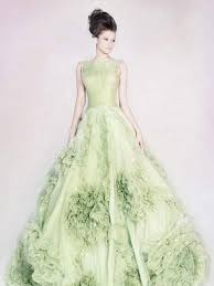 green wedding dress green fairy dress dresses and costumes