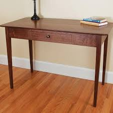shaker end table plans woodworking project paper plan to build shaker style end table afd251