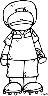 mailman coloring pages melonheadz celebrate a football freebie