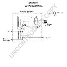 8ar2169f alternator product details prestolite leece neville