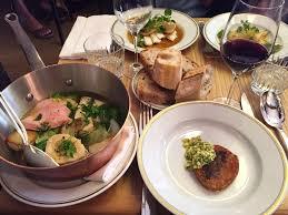 restaurant la bourse et la vie in le fooding