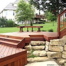 Small Backyard Deck Ideas by 147 Best Under Deck Ideas Images On Pinterest Under Decks Porch