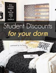 Top  Best Student Discounts Ideas On Pinterest College - Bedroom designs for college students