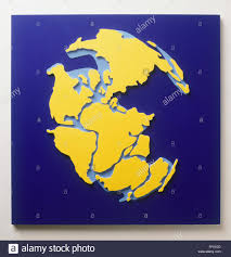 Ancient Maps Of The World by Ancient Map Of The World Showing Roughly Shaped Landmass In