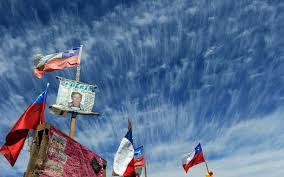 Chile National Flag Why The Atacama Salt Flats Are Like Nowhere Else On Earth Travel