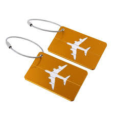 unique luggage tags unique bargains travel aluminum luggage tags holders for baggage