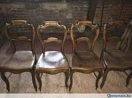 chaises louis philippe 4 chaises louis philippe a vendre 2ememain be