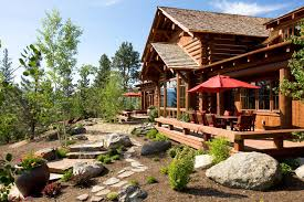 over the top 13 million montana log cabin for sale