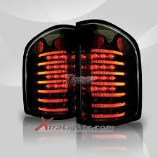 2008 chevy silverado led tail lights gmc sierra ledt 3040cb by ipcw led bulb a vibrant black shade and