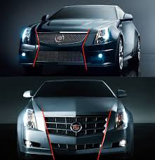 cadillac cts v grill cadillac cts coupe 2011 test drive cartype