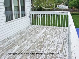 are you feeling pressured to treat your pressure treated deck