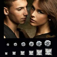 diamond stud sizes your guide to choosing the right size diamond studs