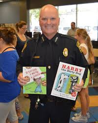 cookies and milk with a cop this month the apopka voice
