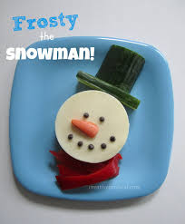 Food Decoration Images 35 Creative And Fun Snowman Art Craft Food Ideas Artsy Craftsy Mom