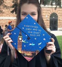 high school graduation caps 15 graduation cap owners who will go far in bored panda