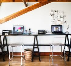 Shared Home Office Ideas That Are Functional And Beautiful - Functional home office design