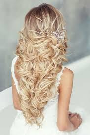 Hochsteckfrisurenen Mittellange Haare Halboffen by Schöne Frisuren Hochzeitsideen Für Lange Haare Charmante Locken
