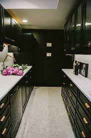 Gold Kitchen Cabinets - 13 foolproof ways to do black cabinets right