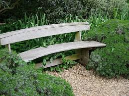 lawn u0026 garden unfinishe wooden garden benches made from pine