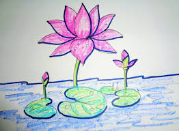 beautiful flower drawing picture drawing of sketch