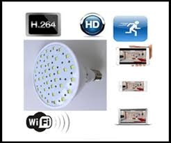 wifi camera light bulb socket spy hidden pinhole camera in delhi india 3g camera