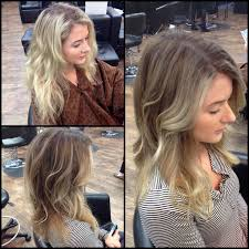 should wash hair before bayalage best 25 brown to blonde hair before and after ideas on pinterest