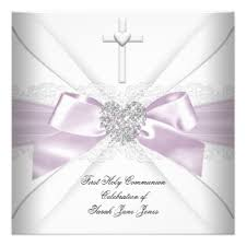 holy communion invitations communion invitations announcements zazzle